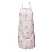 Textiles Plus Inc. Rose Perfume Apron w/ Pockets; Abby Rose