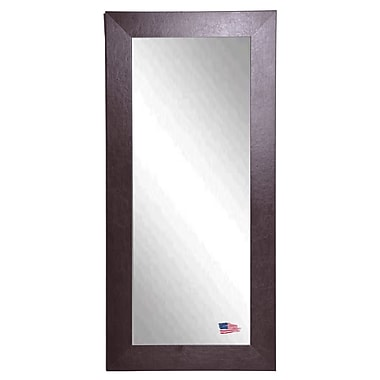 Rayne Mirrors Jovie Jane Wide Leather Tall Mirror
