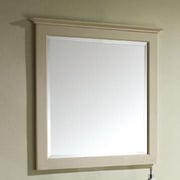 Avanity Tropica Wall Mirror; Antique White