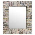Linon Magazine Rectangle Mirror
