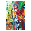 Cape Craftsmen Outdoor Canvas Bird Gossip Wall Decor