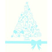 Secretly Designed Christmas Art Print
