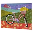 Cape Craftsmen Outdoor Canvas Bicycle Wall Decor