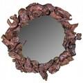 Groovystuff Round Drifter Mirror