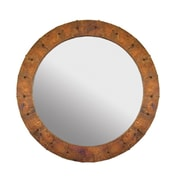 Native Trails Tuscany Round Mirror
