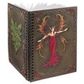 Design Toscano Elfin Fairy's Sacred Wisdom Hardcover Sprial Photo Album