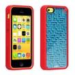 PureGear® Retro Game Case For Apple iPhone 5C, Red/Blue