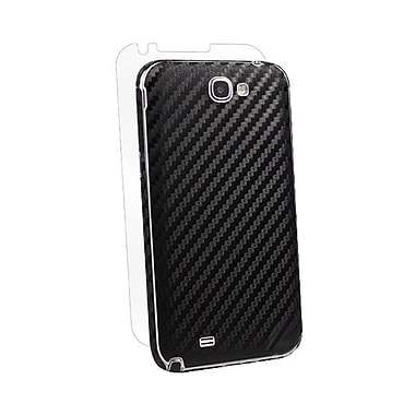 BodyGuardz® Full Body Carbon Fiber Armor Skins For Samsung Galaxy Note II