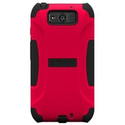 Trident™ Aegis Exoskeleton Case For Motorola Droid Ultra, Red