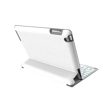 Zagg® ZAGGkeys PROfolio Case and Keyboard For iPad 2/3/4, White