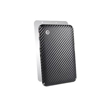 BodyGuardz® Carbon Fiber Armor Skins For 7in. Samsung Galaxy Tab 2