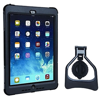 Targus® SafePort® Rugged Max Pro Case For iPad Air With Rotating Stand, Black