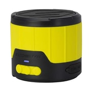 Scosche® boomBOTTLE Rugged Waterproof Wireless Bluetooth Mobile Speaker, Yellow