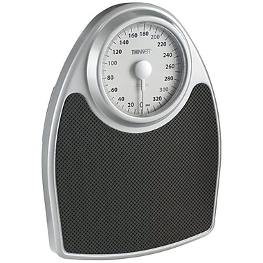 Conair® Thinner® TH100S Extra-Large Dial Analog Precision Scale