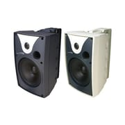 speco technologies® 50 W 2 Way Outdoor Speaker, White