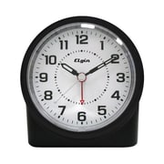 Geneva® 3675E Battery Analog Alarm Wall Clock