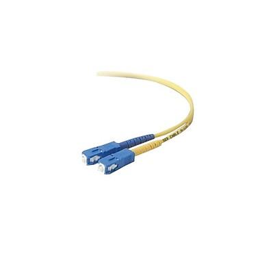 Belkin™ 32.81' SC/SC Fiber Optic Duplex Patch Cable