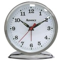 Geneva® 2100AT Organtick Alarm Keywind Table Clock
