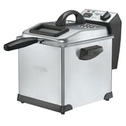 Conair® Waring Pro® 1800 W Digital Deep Fryer, Stainless Steel