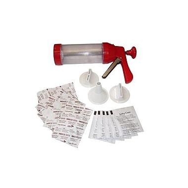 NESCO® Jumbo Jerky Works and Seasoning Kit, Red