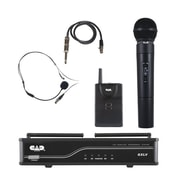 CAD Audio® GXLVHBJ VHF Dual Channel Microphone Wireless System