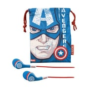 SDI Technologies® Marvel Noise Isolating Earphone
