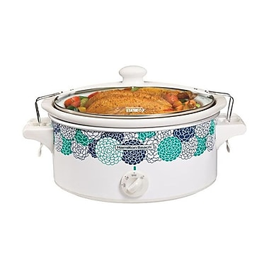 Hamilton Beach® Stay or Go 6 qt Slow Cooker