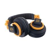 Mizco® Ecko Studio Headphones With Microphone, Black