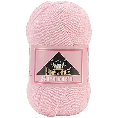 Phentex Sport Solids Yarn, Lavender