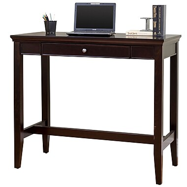 Kathy Ireland Home by Martin Fulton Wood Veneer Standing Height Writing Desk