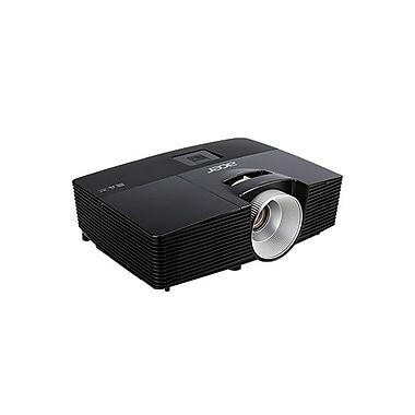 Acer® P1383W 3100 Lumens 3D Ready DLP Projector, Black, WXGA