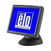 ELO 1528L 15 LCD Touchscreen Monitor, Dark Gray
