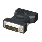 Black Box® DVI-I Male to VGA HD15 Female Adapter