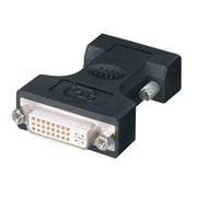 Black Box® DVI-I Female to VGA HD15 Male Adapter