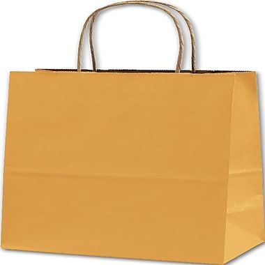Bags & Bows® Colour-on-Kraft Shoppers, 8-1/4