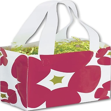 Bags & Bows® Frosted Shoppers, 6-1/2