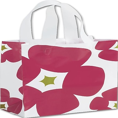 Bags & Bows® Frosted Shoppers, 8