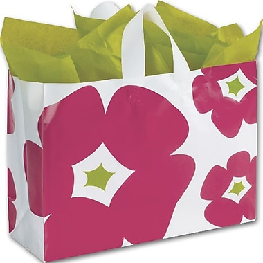 Bags & Bows® Frosted Shoppers, 16