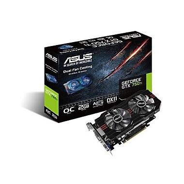 NVIDIA GeForce GTX750TI Graphics Card, GDDR5 128-Bit, 2GB