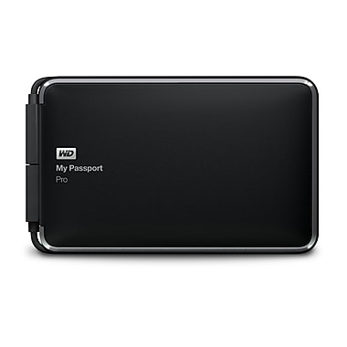 Western Digital – My Passport Pro, 2 To