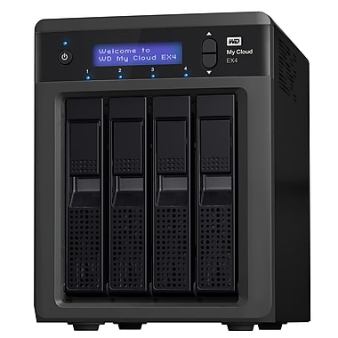 Western Digital 12TB My Cloud EX4