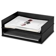 Victor - Plateau de bureau, format lettre, noir
