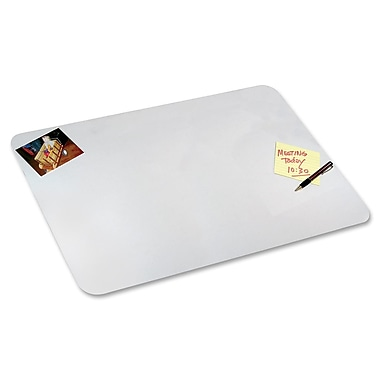 Artistic Eco-Poly Desk pad, Clear