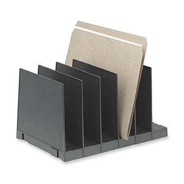 Esselte 6-Compartment File Mate, 3