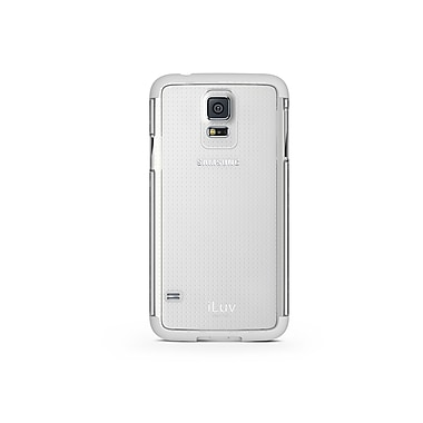iLuv Vyneer Samsung Galaxy S5 Case, White
