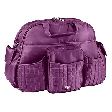 Lug Tuk-Tuk Carry-All Bag, Plum