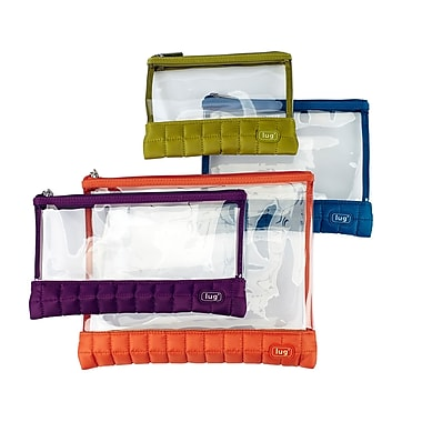 Lug Clearview Envelope Set, 4-Piece