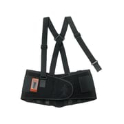Ergodyne® ProFlex® 2000SF Black High-Performance Back Supports