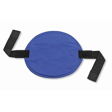 Ergodyne™ CHILL-ITS® 6715 Hard Hat Pad, Solid Blue