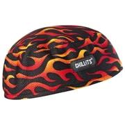 Ergodyne® Chill-Its® 6630 High-Performance Cap, Flames